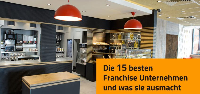 neue serie 15 franchise systeme in gastronomie. Black Bedroom Furniture Sets. Home Design Ideas